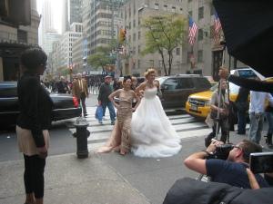 Photo by Pam Burke taken in NYC