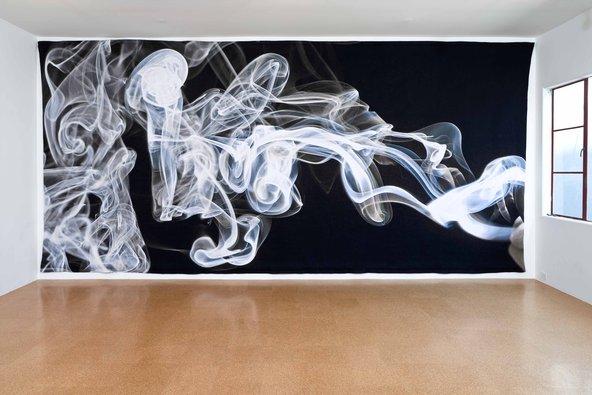 Pae White tapestry