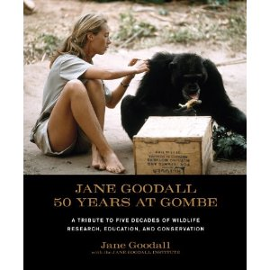 Dr. Jane Goodall book