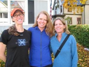 Ruthie Rosenberg and Members of Katonah Book Club