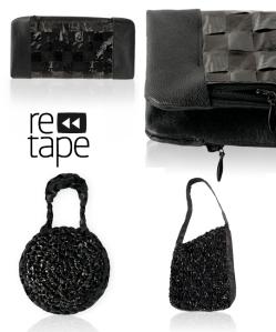 Lucrecia Lovera's VHS Handbags