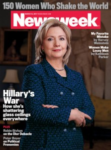 Hillary Clinton Cover Story