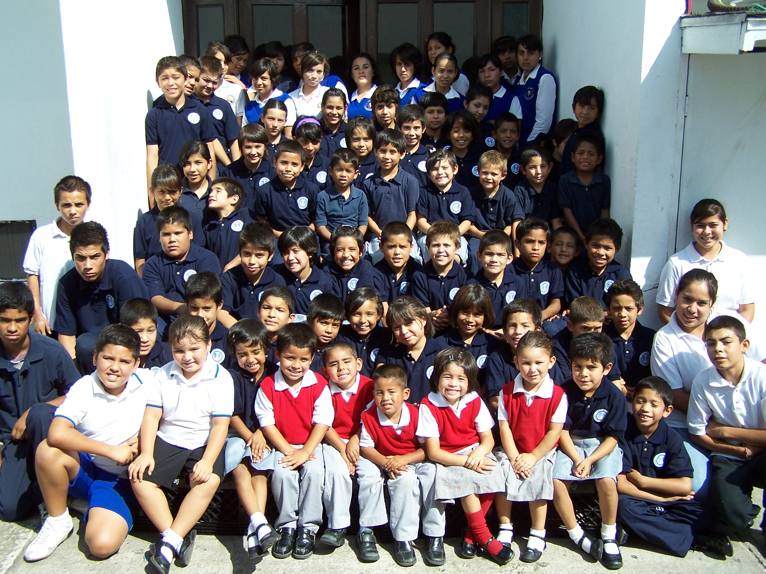 Mexico Orphanage Picture for HALO