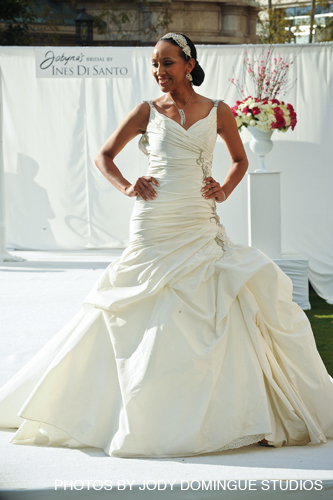 Wedding Dress by Ines Di Santo
