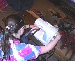 Ciarra Sewing