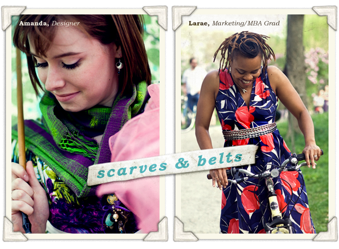 Heatherjean MacNeil's Scarves and Belts