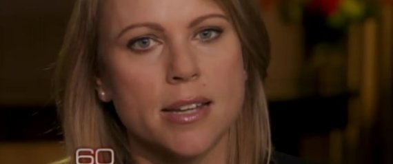 lara logan assault cell phone video. Lara Logan Speaks Out About
