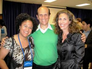 Alissa and Michael Milken