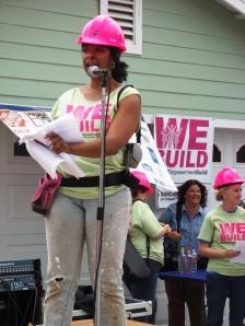 T'Keyah Speaking at Build