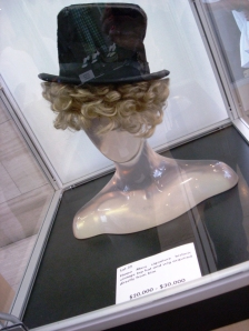 Harpo's Hat and Wig: Result $45,000