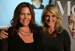 Laura Munson and Mel Robbins
