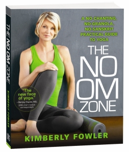 No Om Zone Book by Kimberly Fowler