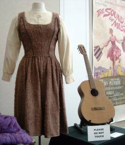 "Costume from ""The Sound of Music"""