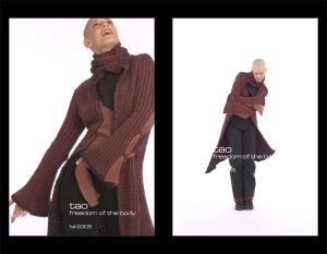 Sharon Blynn modeling