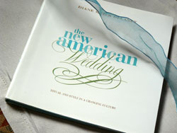 New American Wedding Book