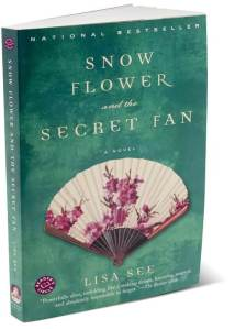 Snow Flower book