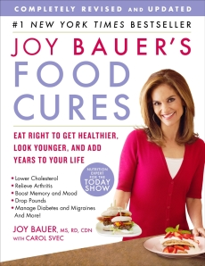 Joy Bauer Book Cover