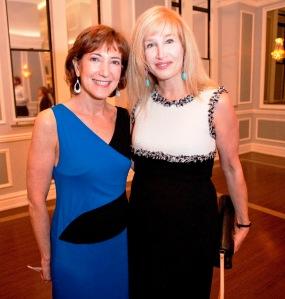 Lisa and Nancy Glass