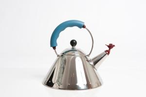 Lisa Roberts and Frank Gehrey Teapot