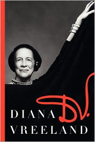 Diana Vreeland autobiography