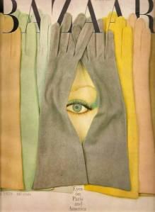 Diana Vreeland Bazaar Cover 4/15/67