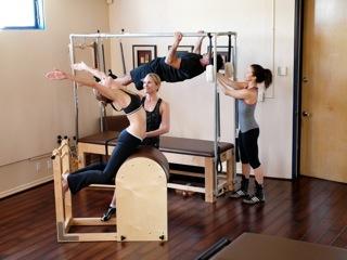 Wellness workout at ESP