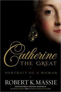 Robert Massie book on Catharine the Great