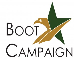 Boot Girls Campaign logo